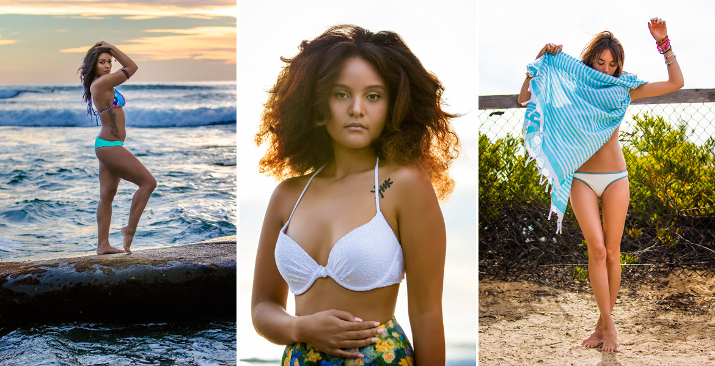 modeling portfolio bikini